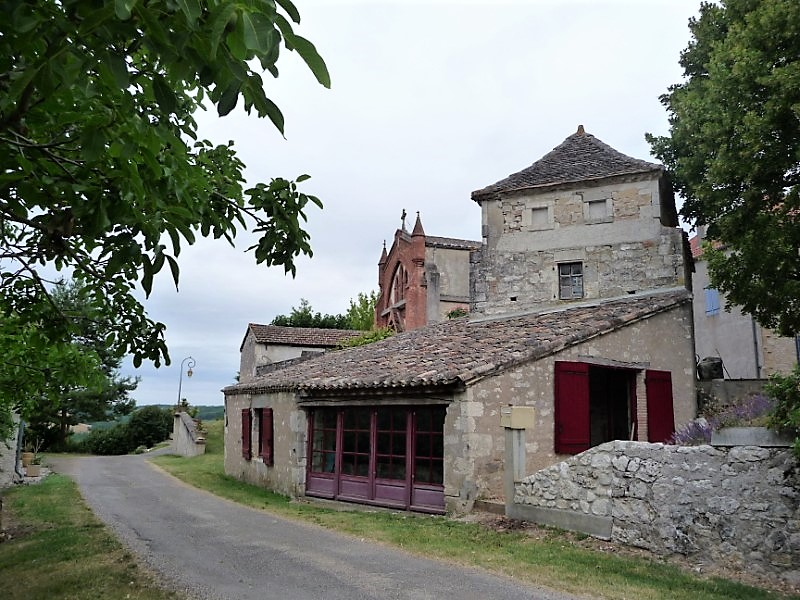 Ste Juliette village